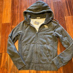 Abercrombie & Fitch men Hoodie jacket Size Small